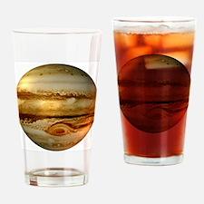 Jupiter - Drinking Glass