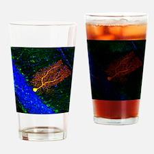 Purkinje nerve cell - Drinking Glass