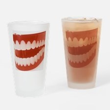 Toy teeth - Drinking Glass