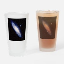The Andromeda galaxy - Drinking Glass
