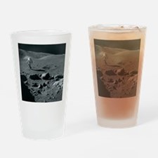 Apollo 17 astronaut - Drinking Glass
