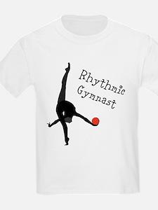Rhythmic Gymnas T-Shirt