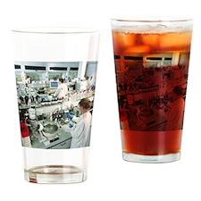 Chemistry laboratory - Drinking Glass