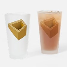 Penrose stairway - Drinking Glass