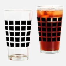 Hermann grid - Drinking Glass