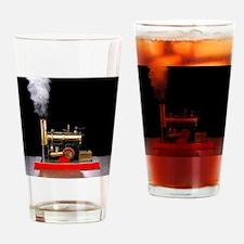 Model steam engine - Drinking Glass