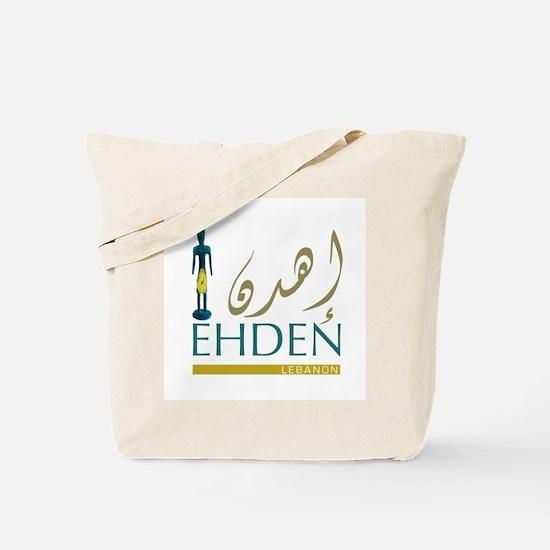 Ehden (Arabic) Tote Bag