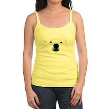 Polar Bear Face Jr.Spaghetti Strap