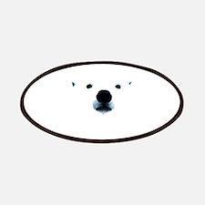 Polar Bear Face Patches