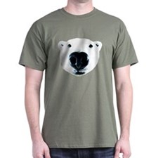 Polar Bear Sniff T-Shirt