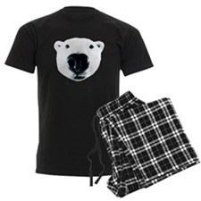 Polar Bear Sniff Pajamas
