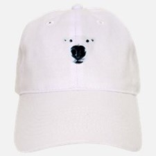 Polar Bear Sniff Baseball Baseball Cap
