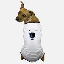 Polar Bear Sniff Dog T-Shirt