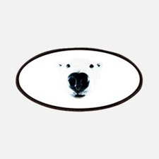 Polar Bear Sniff Patches