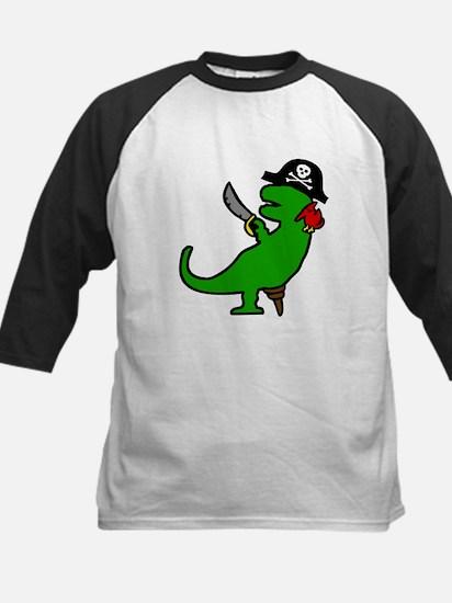Pirate Dinosaur Baseball Jersey