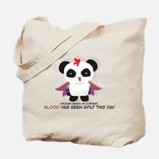 Chicken Panda Tote Bag