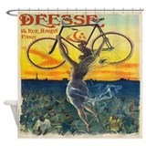 Bicycle Shower Curtains