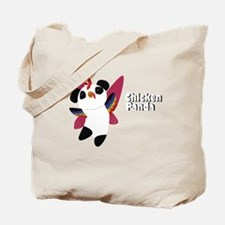 Chicken Panda! - Dark Tote Bag