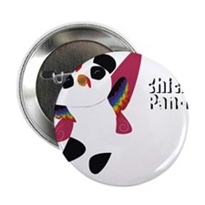 "Chicken Panda! - Dark 2.25"" Button"
