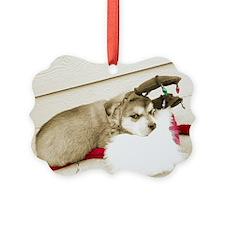 """""""Chester"""" Aluminum Ornament"""