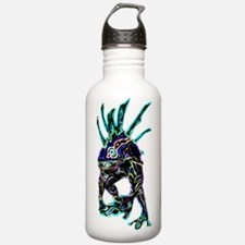 Neon Murloc Water Bottle