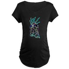 Neon Murloc Maternity T-Shirt