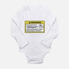 warn Body Suit