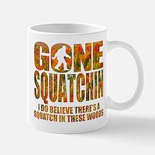 Gone Squatchin *Fall Foliage Forest Edition* Mug
