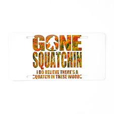 Gone Squatchin *Fall Foliage Forest Edition* Alumi