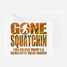 Gone Squatchin *Fall Foliage Forest Edition* Greet