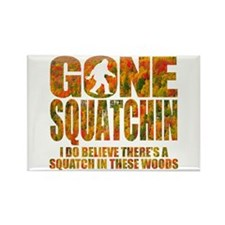 Gone Squatchin *Fall Foliage Forest Edition* Recta