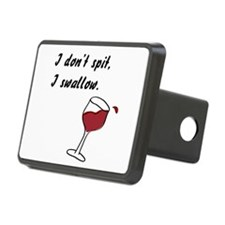 I Don't Spit... Hitch Cover