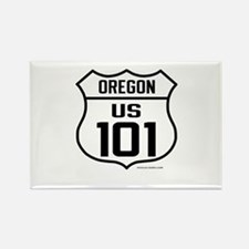 US Route 101 - Oregon - Magnet