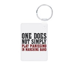 One Does Not Simply Keychains