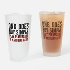 One Does Not Simply Drinking Glass