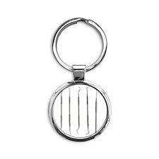 Dental instruments - Round Keychain