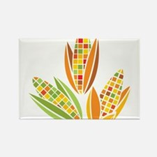 Corn Rectangle Magnet