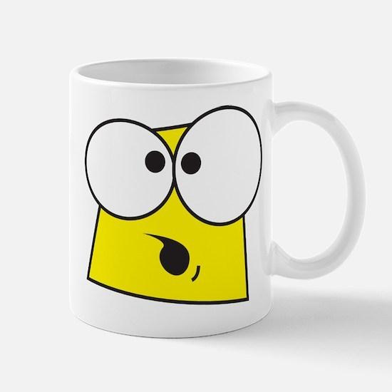 Cartoon Face Mug
