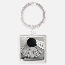 Rolodex - Square Keychain