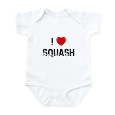 I * Squash Infant Bodysuit