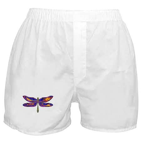 Celestial Fantasy Dragonfly Boxer Shorts