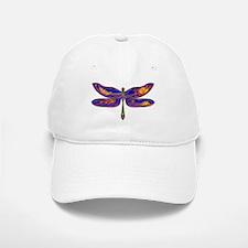 Celestial Fantasy Dragonfly Baseball Baseball Cap