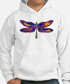 Celestial Fantasy Dragonfly Hoodie