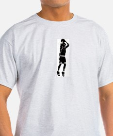 """Basketball Jesus"" T-Shirt"