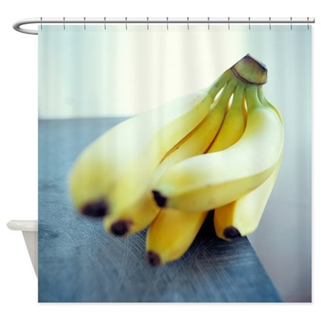 Bunch of bananas - Shower Curtain