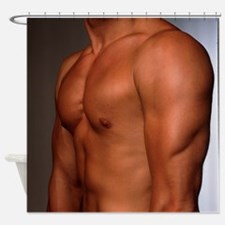 ic young man - Shower Curtain