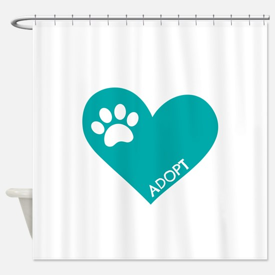 Animal Rescue Shower Curtain