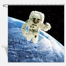er Earth - Shower Curtain
