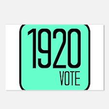 1920 VOTE Postcards (Package of 8)