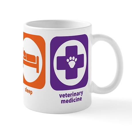 veterinary medicine 2 Mugs